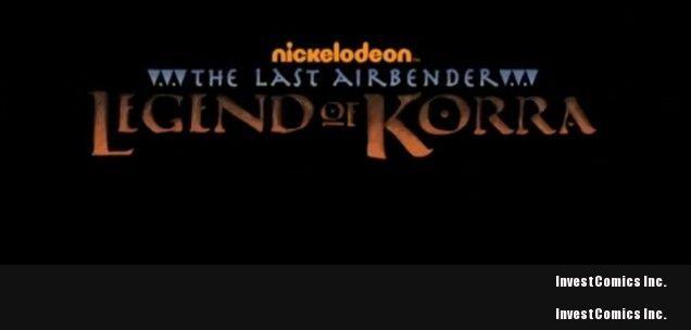 *NEW* Last Airbender: Legend of Korra Official SDCC Trailer
