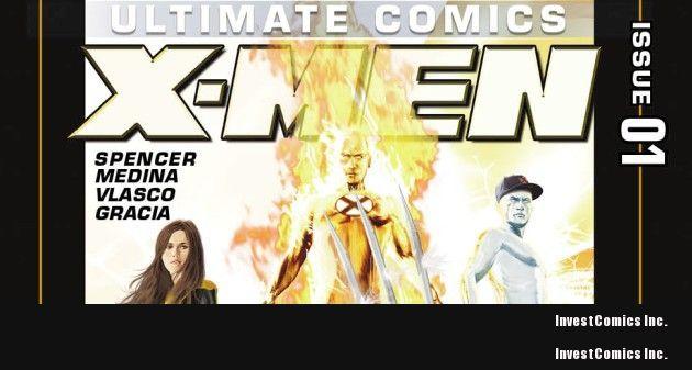 First Look: Ultimate Comics X-Men #1