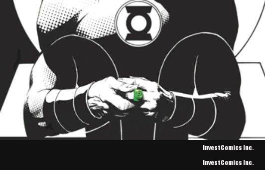 Greg Capullo plus Sinestro = GREEN LANTERN #1′s variant cover