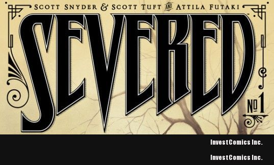 Severed #1 Image Comics – Preview