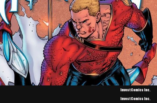 Flashpoint: Emperor Aquaman #3 – Preview