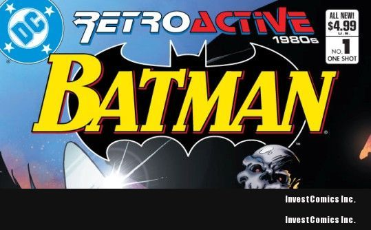DC RETROACTIVE: BATMAN – THE '80s – Preview