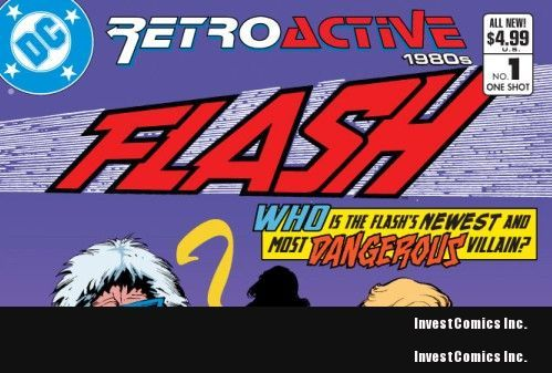 DC RETROACTIVE: THE FLASH-THE '80s – Preview