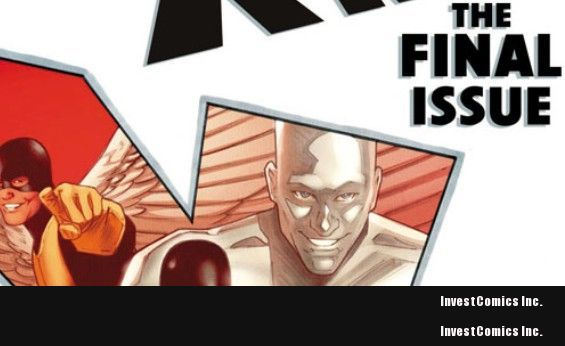 The End Of An Era In UNCANNY X-MEN #544!