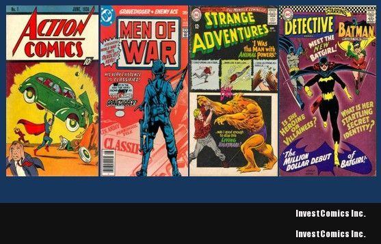 InvestComics Comic Hot Picks 9-7-11 (DC Comics Relaunch Special Part 1)