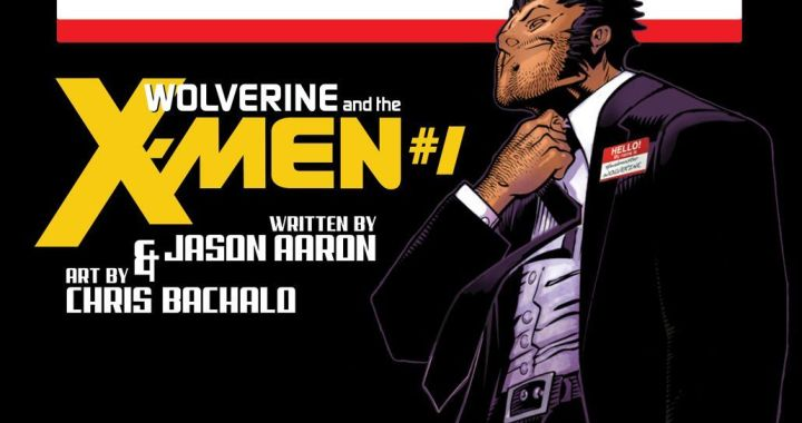 Wolverine & The X-Men get schooled at THE JEAN GREY SCHOOL FOR HIGHER LEARNING