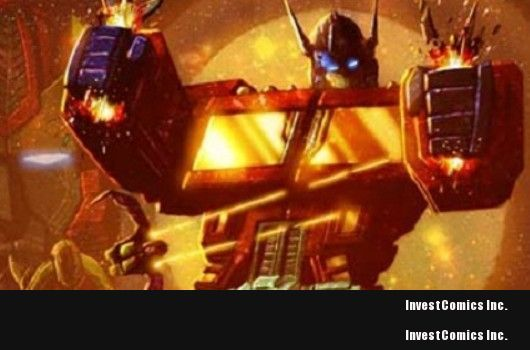 IDW ANNOUNCES TRANSFORMERS: THE DEATH OF OPTIMUS PRIME