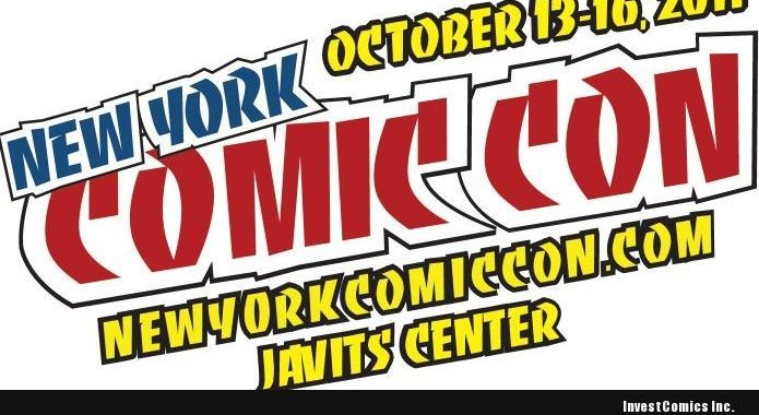New York Comic Con 2011 – Small Publishers (part 1)