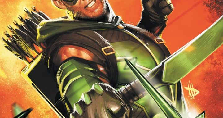 ANN NOCENTI to write GREEN ARROW