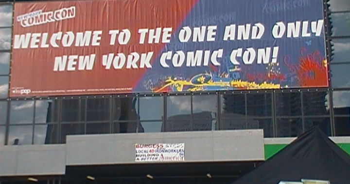NYCC 2011 – Words & Pictures