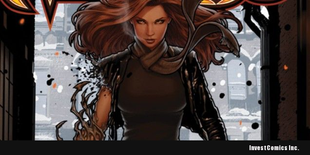 WITCHBLADE'S NEW START