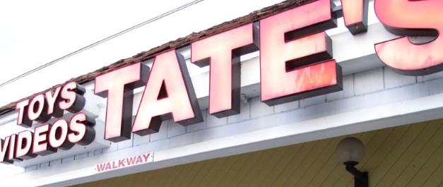 Tate's Tent Sale 2012