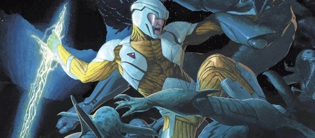 COMIXOLOGY MAKES A VALIANT EFFORT with exclusive digital distribution of VALIANT COMICS