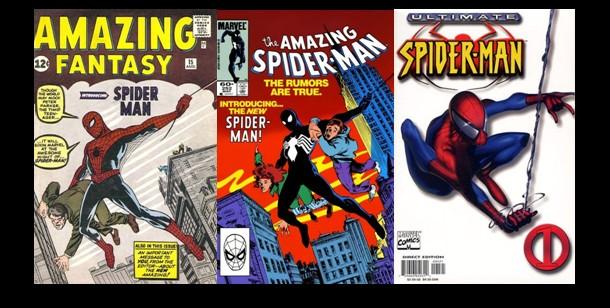 Amazing Spider-Man Checklist #1
