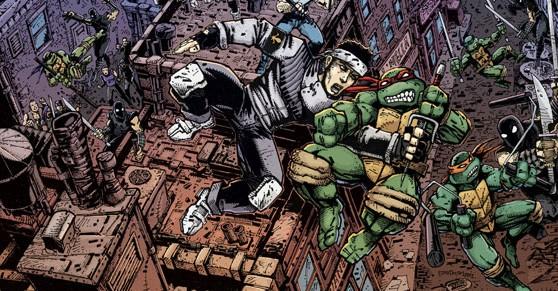 IDW Presents Teenage Mutant Ninja Turtles Annual 2012