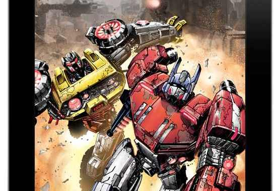 IDW brings back the DINOBOTS for New TRANSFORMERS  Digital Miniseries