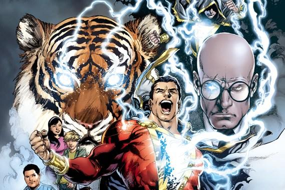 DC reveals JUSTICE LEAGUE #0 Variants