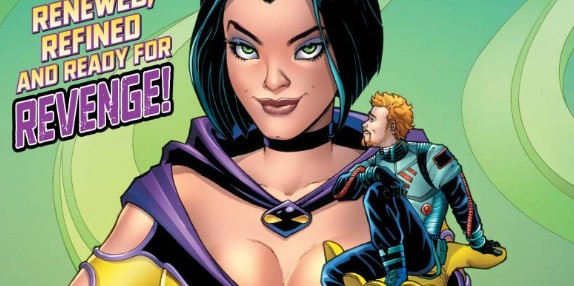 DC's PHANTOM LADY #1 Preview