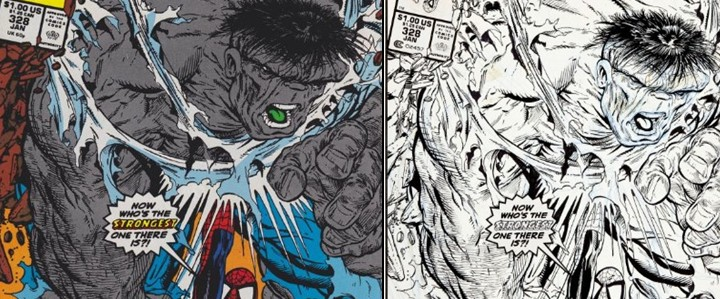 Todd McFarlane 1990 Spider-Man #328 Cover Art Brings World Record $657,250+ at Heritage Auctions