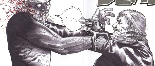 """Hero Initiative Partners with The Walking Dead for First-Ever Image Comics """"100 Project"""""""
