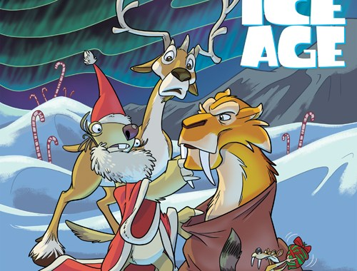 KaBoom! Announces ICE AGE HOLIDAY SPECIAL