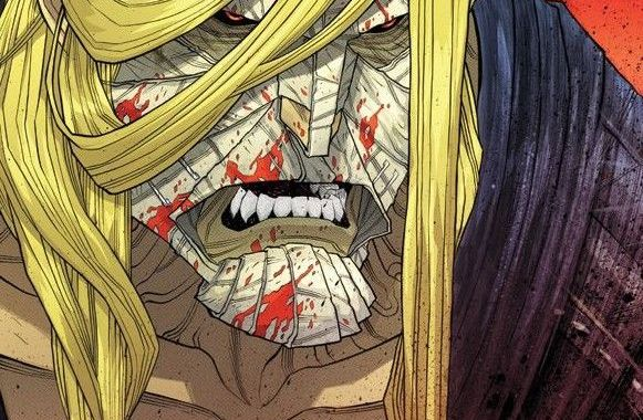 Justin Jordan's LUTHER STRODE returns to Image this January