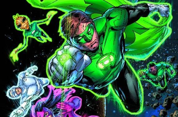 DC announces new GREEN LANTERN creative teams!