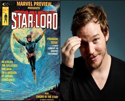 Star-Lord Chris Pratt