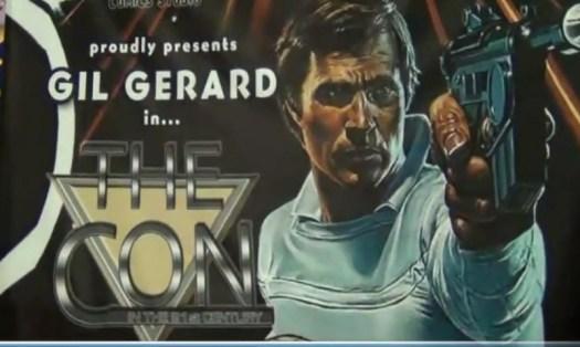 Gil Gerard The Con