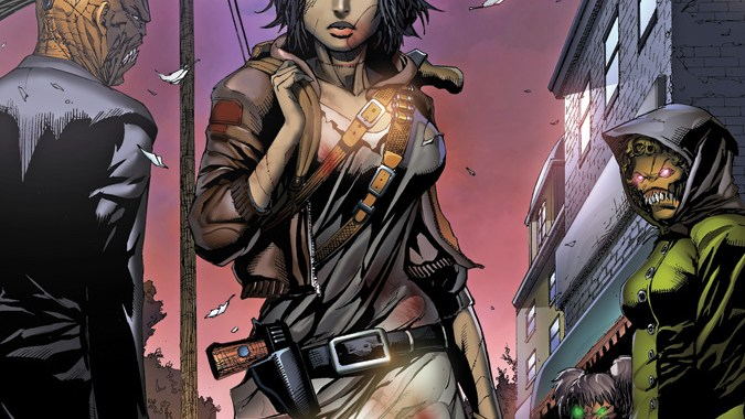 Zenescope Entertainment to Publish Tyler Kirkham's SCREWED
