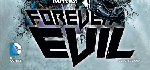 FOREVER EVIL: WHEN THE UNIMAGINABLE HAPPENS!