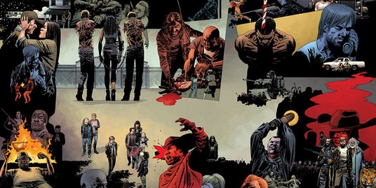 THE WALKING DEAD #115 Covers Revealed