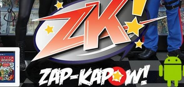 Zap-Kapow! Kickstarter Campaign