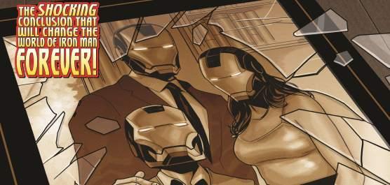 """Major Reveal in the """"Origin of Tony Stark"""" storyline"""