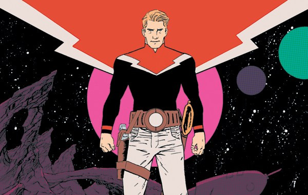 FLASH GORDON CELEBRATES 80TH ANNIVERSAR​Y WITH NEW COMIC SERIES, DEBUTING IN APRIL BY JEFF PARKER AND EVAN SHANER