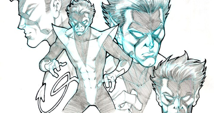 Legendary Writer Chris Claremont Returns for NIGHTCRAWLER #1!