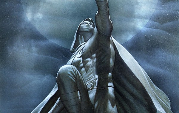 MOON KNIGHT #1 Brings 'Weird Crime' to All-New Marvel NOW!