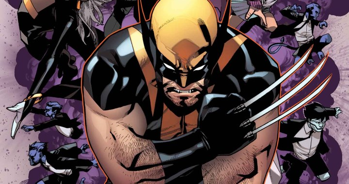 Your First Look at WOLVERINE AND THE X-MEN #1