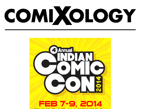 ComiXology goes to India