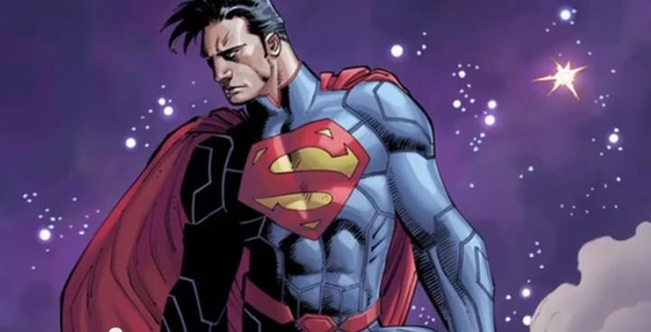GEOFF JOHNS and JOHN ROMITA JR. new SUPERMAN creative team