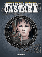 Sneak Peek at Metabarons Genesis: Castaka