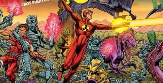 SharpComics Debuts Variant Comics at C2E2!