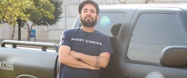InvestComics at ComiConn 2014!