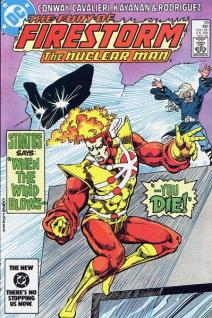 firestorm 29 first mindboggler