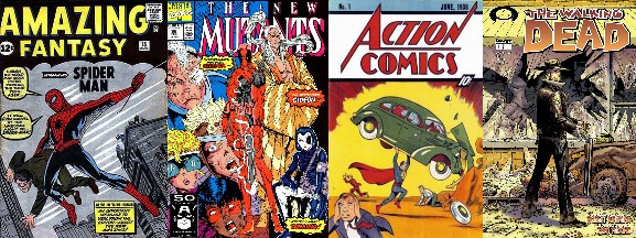 Comic Book Speculation Stigma……