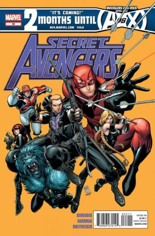 Secret Avengers 6 ( First Descendants )