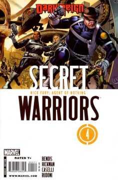 scret warriors 4 first manifold