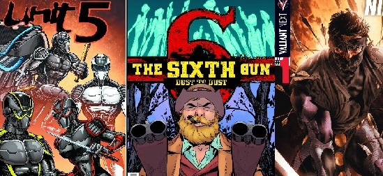 SOLD OUT New #1 Comics for March 11 2015