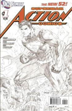 Action Comics 1 InvestComics