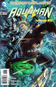 Aquaman 15 InvestComics